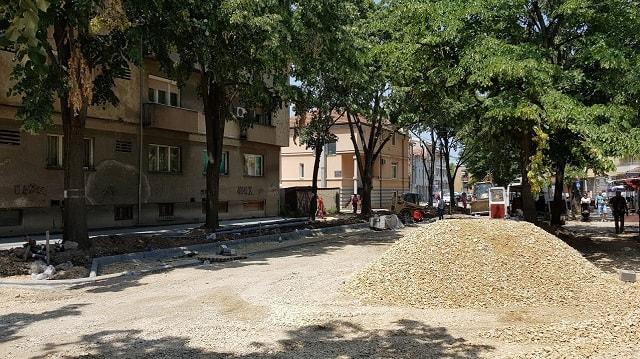 Radovi punom parom u drugom delu ulice Jovana Šerbanovića u Požarevcu 3