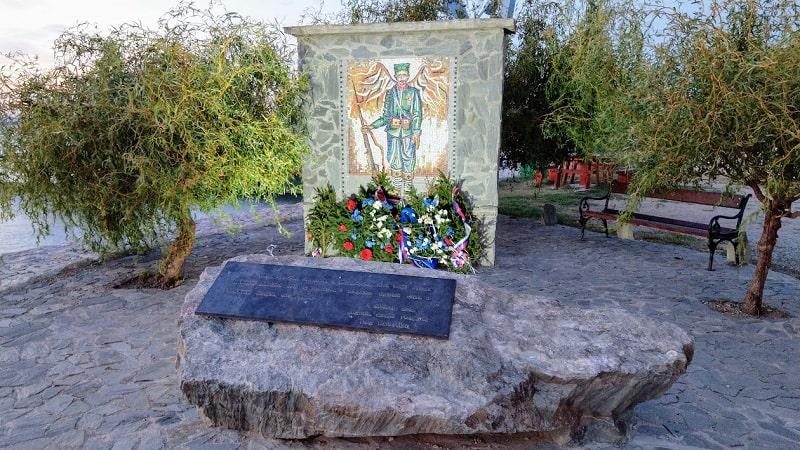 Polaganjem venaca obeležena 103. godišnjica odbrane Stiga i Srbije u Prvom svetskom ratu u Ramu 3