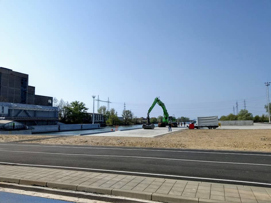 """Završena izgradnja pristaništa """"Kostolac"""" 7"""