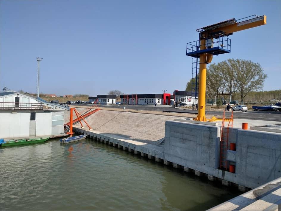 """Završena izgradnja pristaništa """"Kostolac"""" 5"""