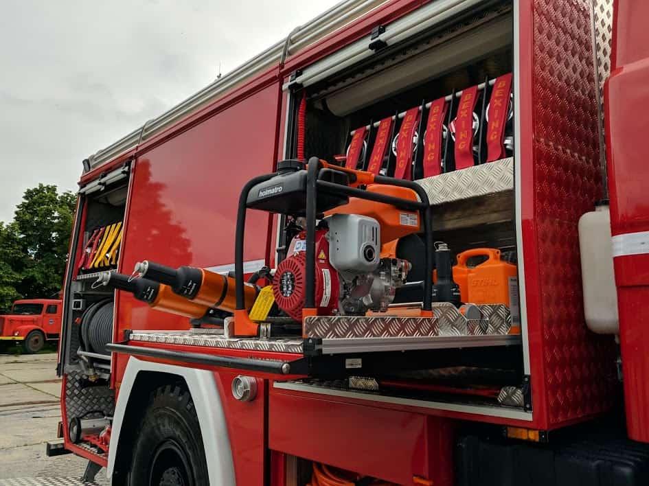Organizovan trening za specijalizovane jedinice civilne zaštite u Požarevcu 2