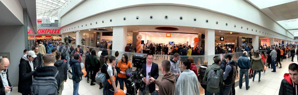 Otvara se druga (Xiaomi) Mi Store u Beogradu, u Ada Mall 4
